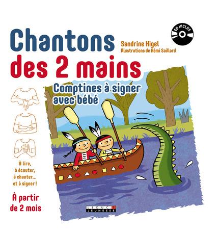 [Higel, Sandrine] Chantons des deux mains, comptines à signer avec bébé Chanto10