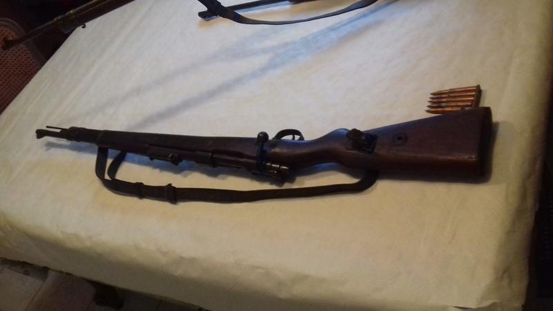 Achat d'un Mauser K98, une bonne idée ? - Page 2 20170711