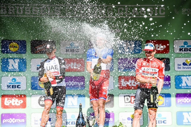 BRUSSELS CYCLING CLASSIC  --B-- 02.09.2017 1125