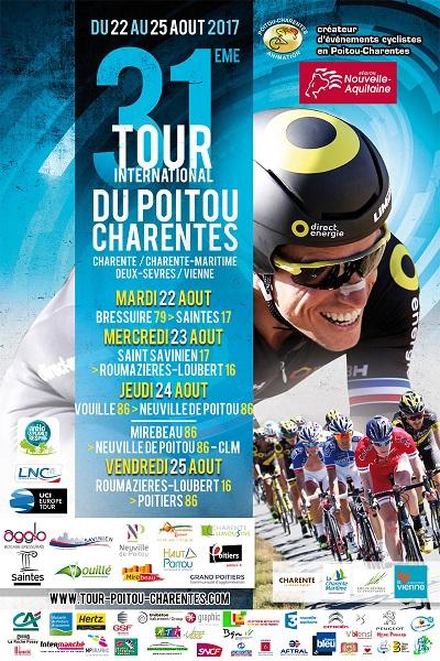 TOUR DU POITOU - CHARENTES  --F-- 22 au 25.08.2017 Poitou10