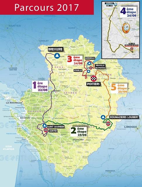 TOUR DU POITOU - CHARENTES  --F-- 22 au 25.08.2017 Poitou11