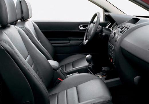 intérieur Mégane 2 Chc91_64