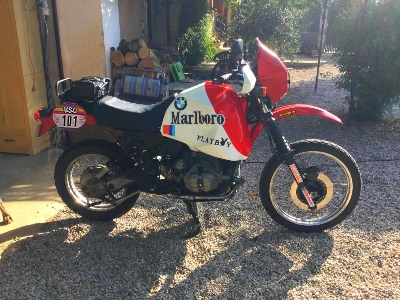 Une 800 GS Dakarisée Sans_t28