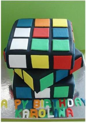 La cuisine au Rubik's Cube Cube_g13