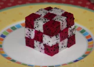 La cuisine au Rubik's Cube Cube_s11