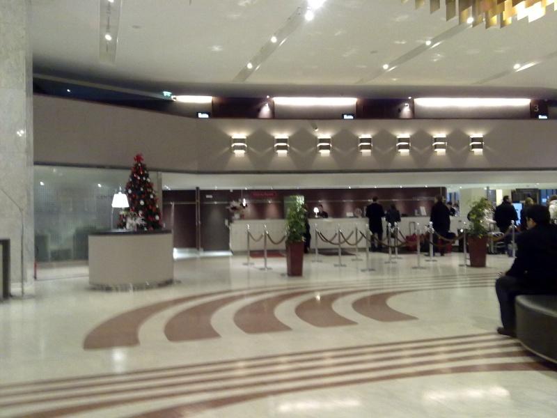 Hotel Concorde Lafayette 21122011