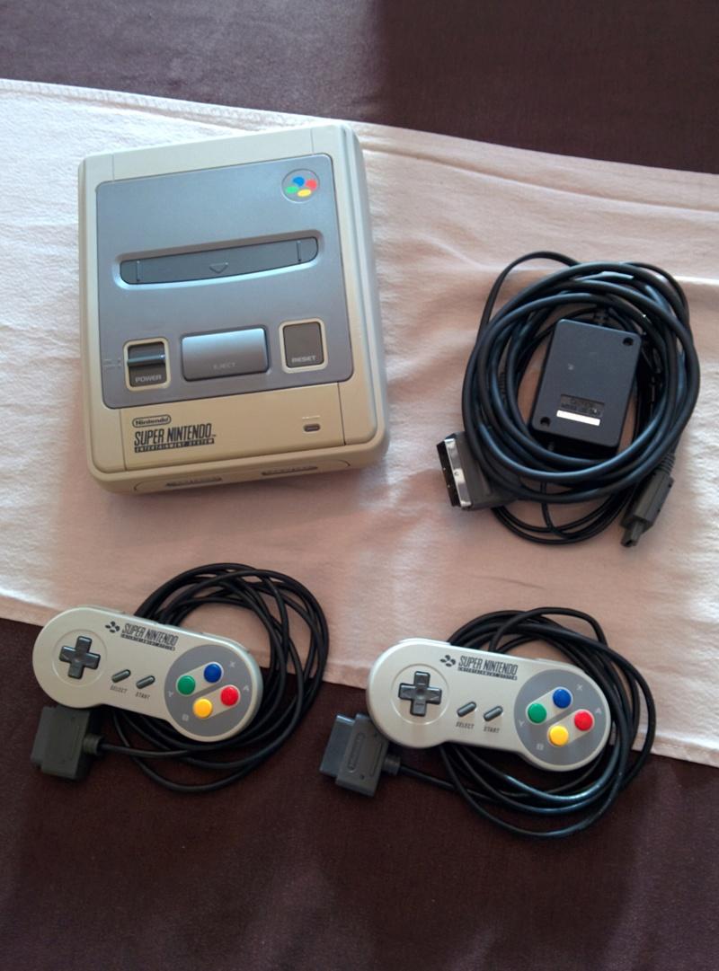 [ESTIM] Console et jeux SNES Img_2106