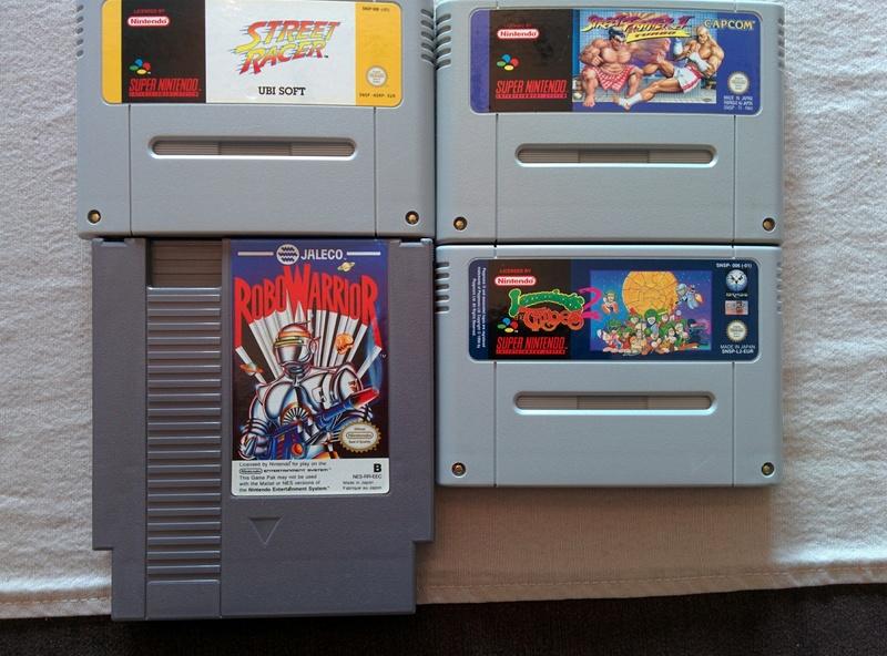 [ESTIM] Console et jeux SNES Img_2107