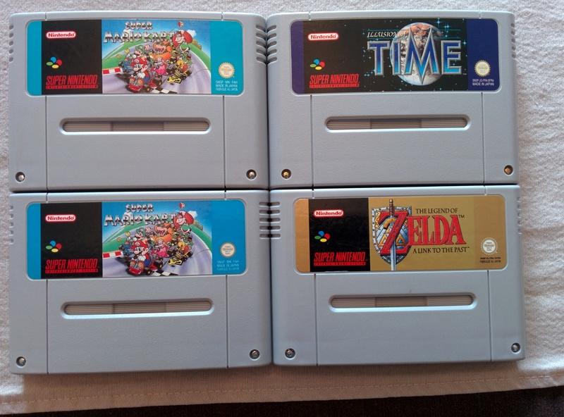 [ESTIM] Console et jeux SNES Img_2109