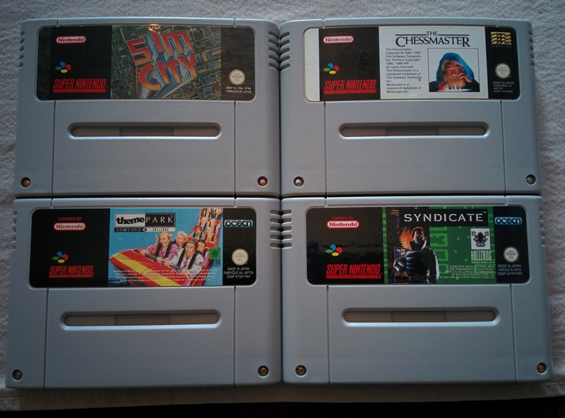 [ESTIM] Console et jeux SNES Img_2112