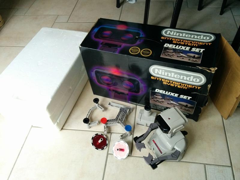 Mon pack NES Deluxe Set ASD... Histoire d'une quête acharnée ! Img_2135