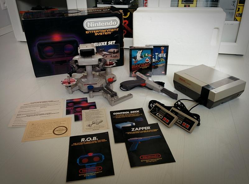 Mon pack NES Deluxe Set ASD... Histoire d'une quête acharnée ! Img_2136