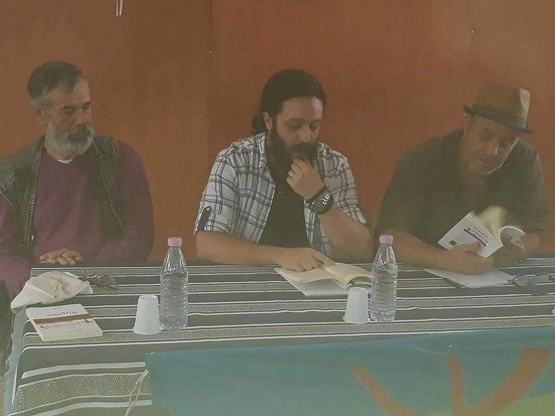 "Riadh Hadir signe son livre "" Pupille"" à Aokas le samedi 07 Octobre 2017 - Page 2 1124"