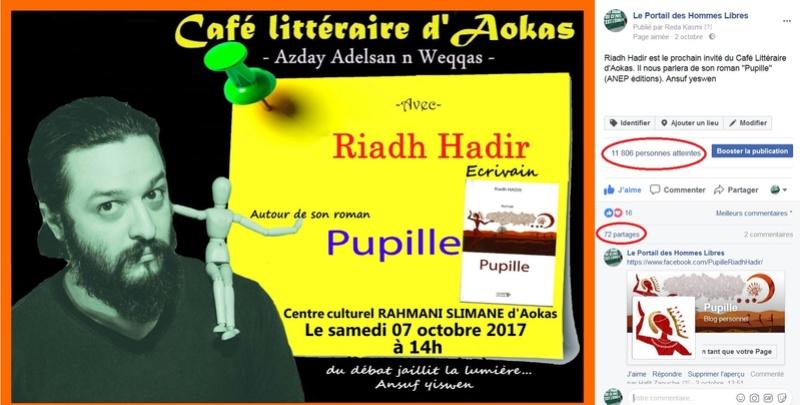 Riadh Hadir à Aokas le samedi 07 octobre 2017 187