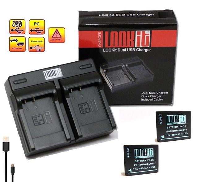 Batterie générique pour GX80 81esmr10