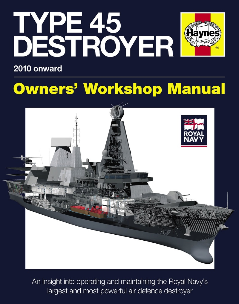 HMS DRAGON Destroyer Type 45 Airfix 1/350 + P.E Bigblueboy - Page 2 Haynes10