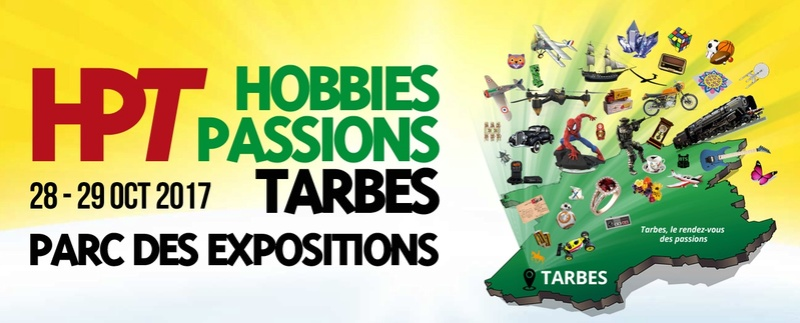 Mini-Z 65 Hobbies Passion Tarbes Logo_h10