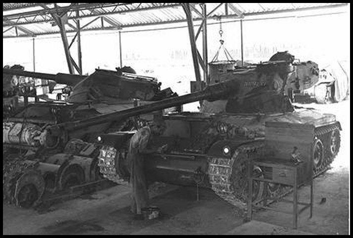 AMX-13 Tam : quelles modifs pour en faire un Israélien ou un Indien ? Amx20112
