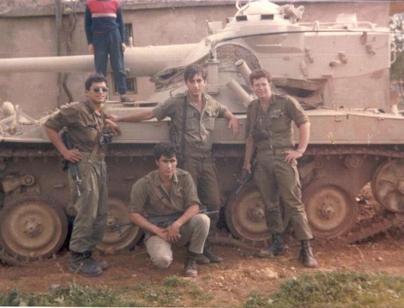 AMX-13 Tam : quelles modifs pour en faire un Israélien ou un Indien ? Libana10