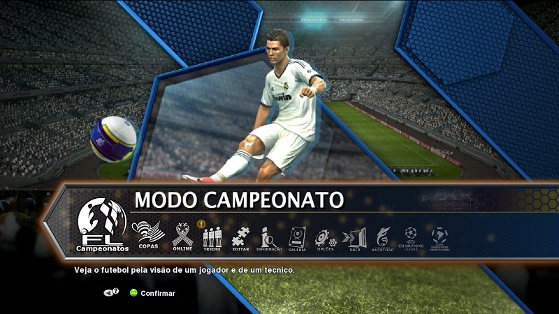 PATCH BRASIL + MUNDO HD - PES 2013 ( PC )  Menu_410