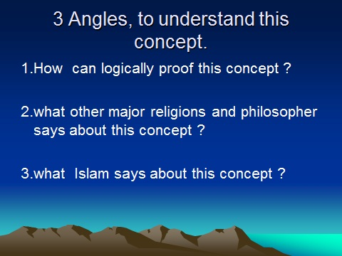 """The concept of """"LIFE AFTER DEATH'' in Islam 0210"""