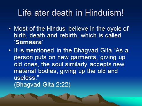 """The concept of """"LIFE AFTER DEATH'' in Islam 513"""