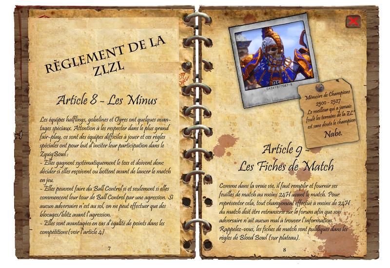 RÈGLEMENT & CHARTE DE LA ZL² Ryglem22