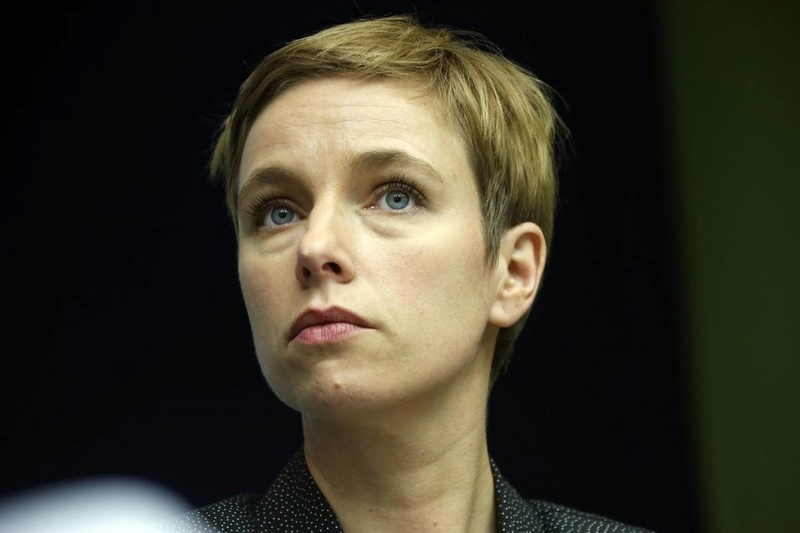 Pourquoi Clémentine Autain n'a pas voté la levée de l'immunité de Gilbert Collard  10595010