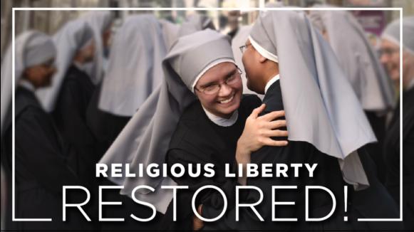 ObamaCare : Donald Trump restaure la liberté religieuse 6a00d812