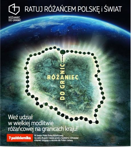 La Pologne prie le rosaire à ses frontières pour se protéger de l'islamisation 6a00d813