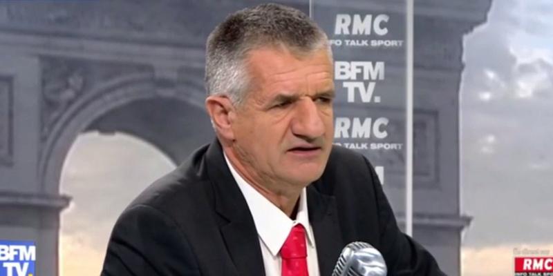Jean Lassalle est favorable à l'organisation d'un référendum sur l'indépendance de la Corse Lassal10