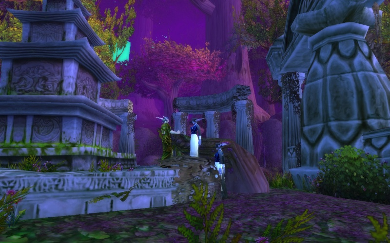 Whitestar Snapshots book (WOW RP screenshots) Wowscr37