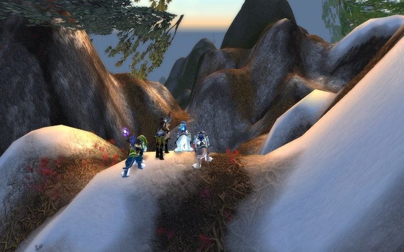 Whitestar Snapshots book (WOW RP screenshots) Wowscr39