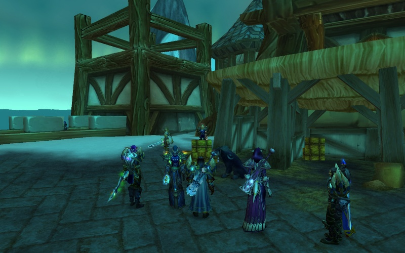 Whitestar Snapshots book (WOW RP screenshots) Wowscr48