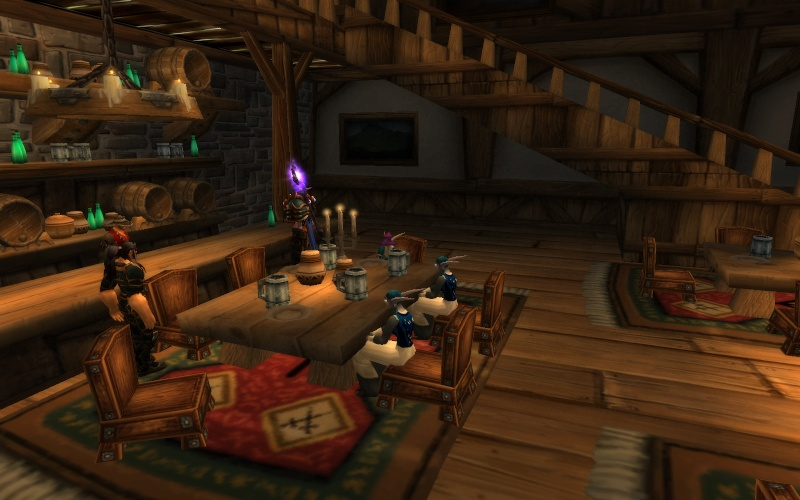 Whitestar Snapshots book (WOW RP screenshots) Wowscr51