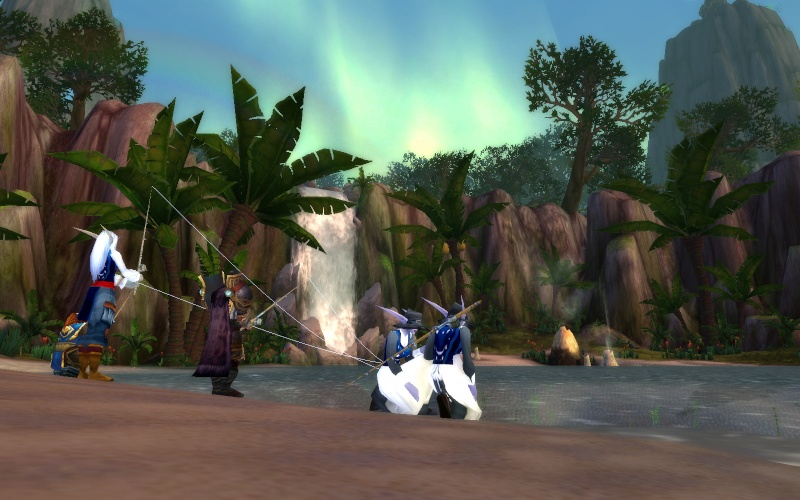 Whitestar Snapshots book (WOW RP screenshots) Wowscr67