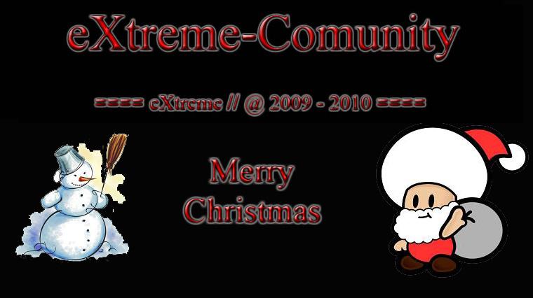 eXtreme-comunity