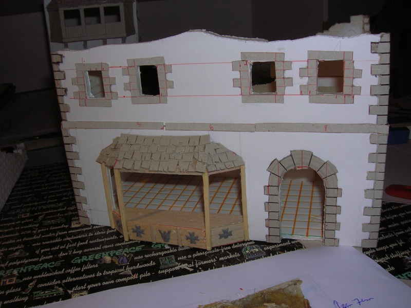 Capt'n Bernhardt's Mordheim Table Dscn4915
