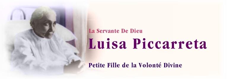 Luisa Piccarreta et la Divine Volonté Luisac11