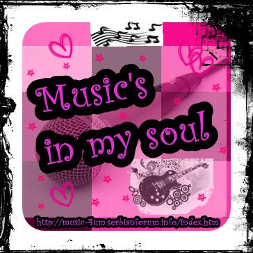 Music's in my soul