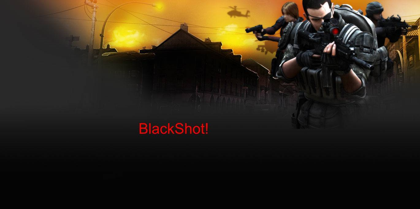 BlackShot Forum