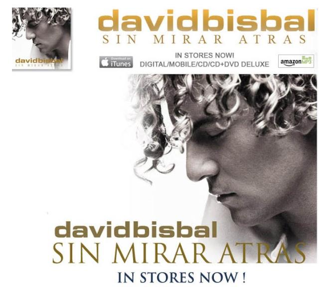 CEL MAI RECENT ALBUM DAVID BISBAL Reclam10