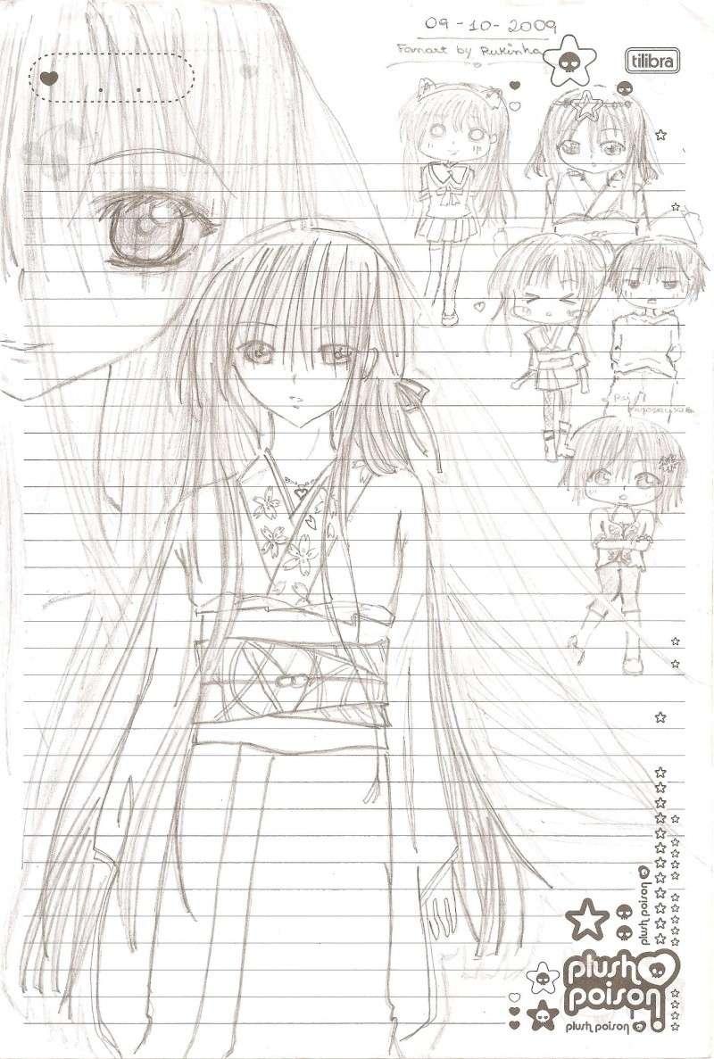 Kuchiki-sama Draws Draw_o10