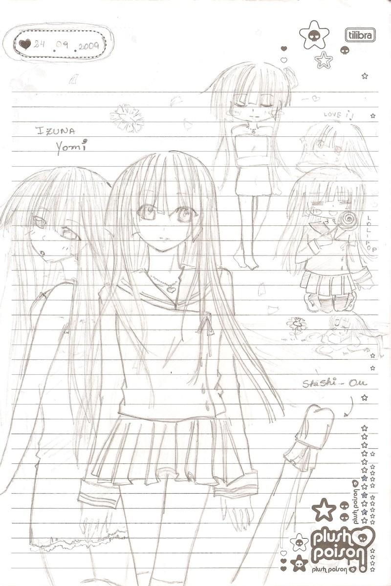 Kuchiki-sama Draws Draw_t10