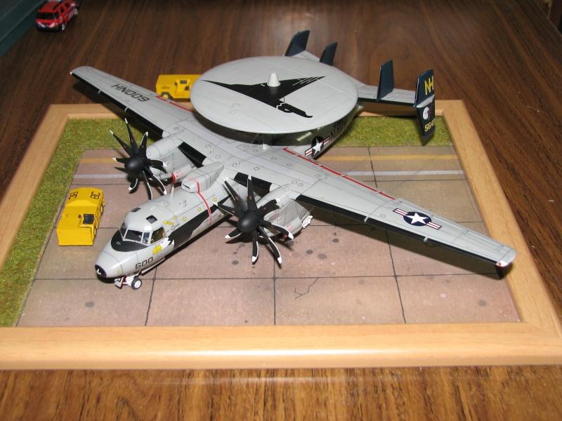 E-2C hawkeye - WIP Img_2616
