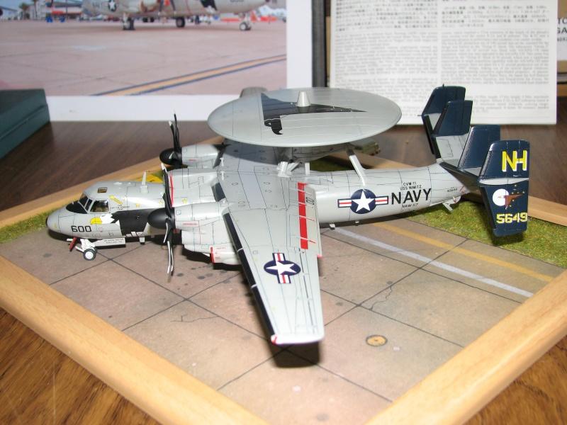 E-2C hawkeye - WIP Img_2617