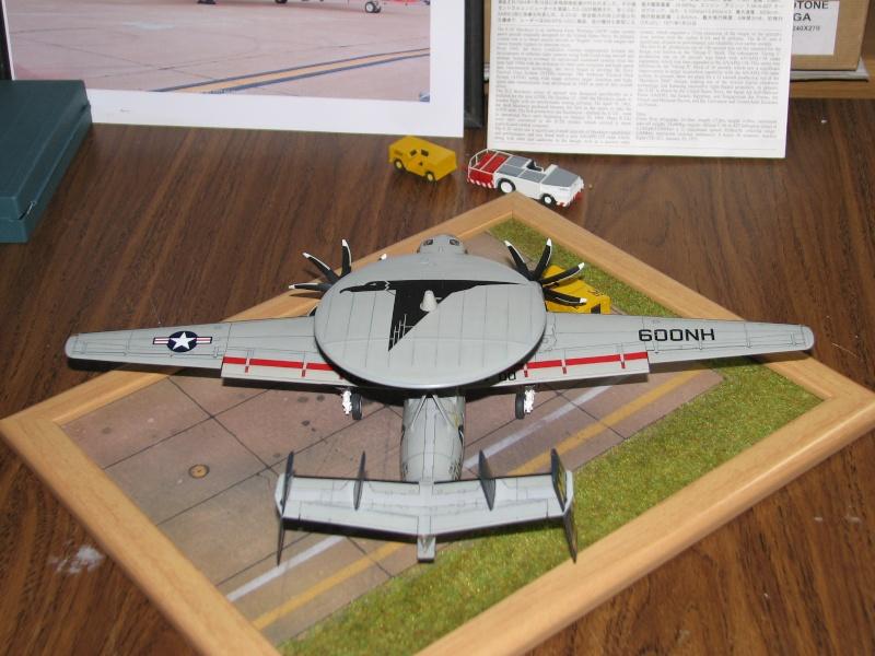 E-2C hawkeye - WIP Img_2618