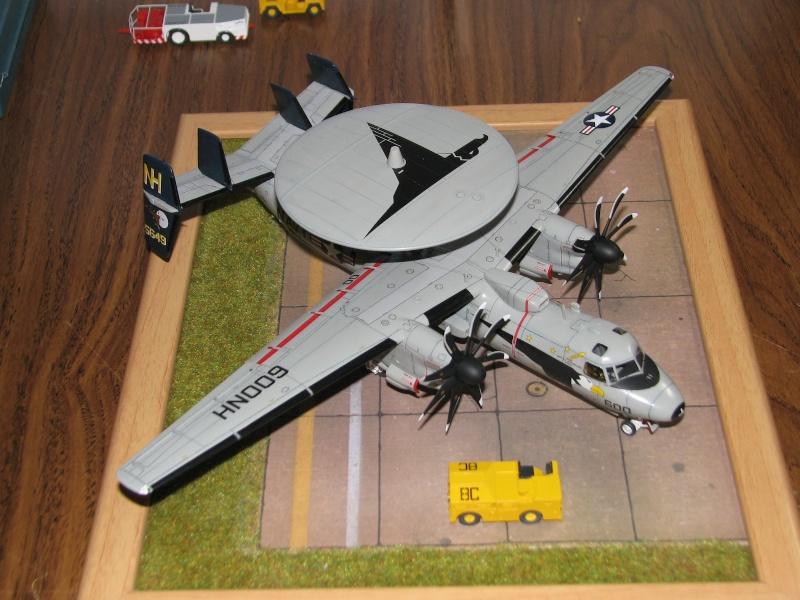 E-2C hawkeye - WIP Img_2710