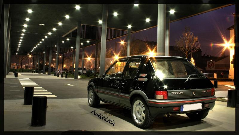 Peugeot 205 GTI : un véritable mythe