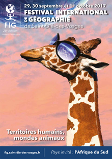 Le Festival International de Géographie, Saint Dié Vosges, 28 ème édition Fig_st11